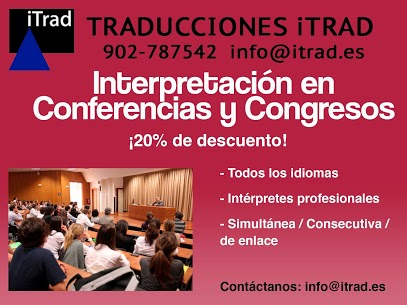 INTERPRETACIÓN EN CONFERENCIAS Y CONGRESOS