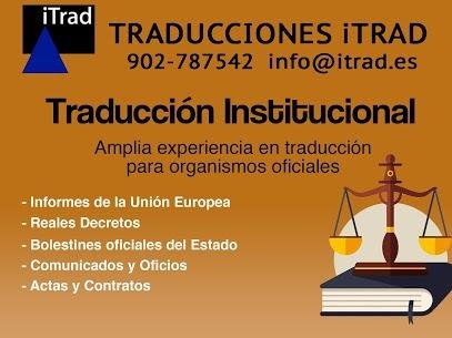 TRADUCCIÓN INSTITUCIONAL