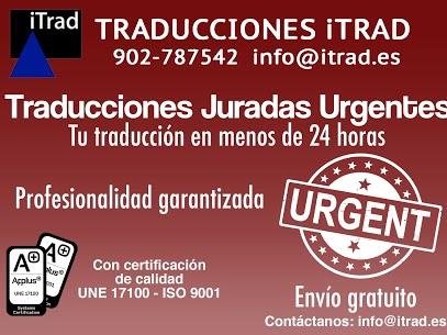 TRADUCCIONES JURADAS URGENTES