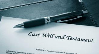 la traducción jurada de testamento y herencia
