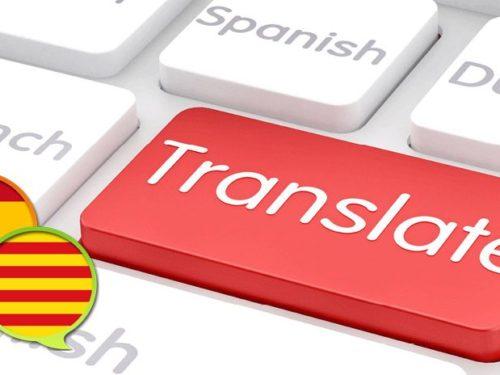 TRADUCTOR JURADO DE CATALÁN- Barcelona y Tarragona