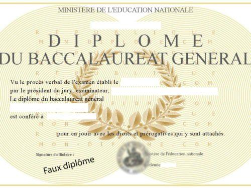 TRADUCTION ASSERMENTÉE DE DIPLÔMES