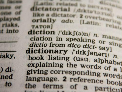 ENGLISH LEGAL DICTIONARIES