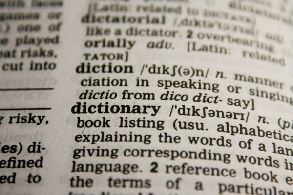 ENGLISH LEGAL DICTIONARIES