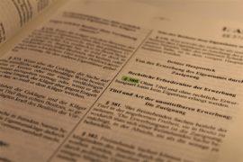 Formas de ganar fluidez en el inglés jurídico